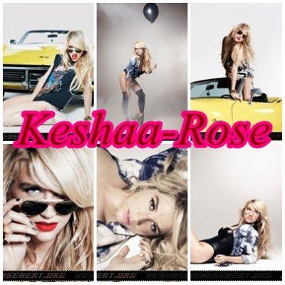 Et Pour mon premier article un magnifique Photoshoot de la Belle Kesha <3 Dite moi ce que vous en pensez