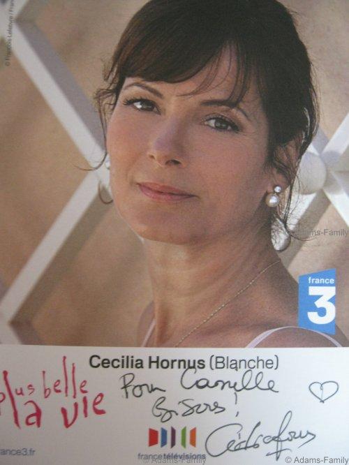 Cécilia Hornus