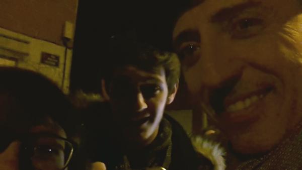 Kev et Gad, Lille le 8 janvier 2016