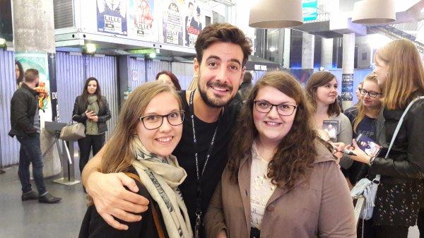 Kev et Gad, Lille le 28 octobre 2016