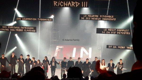 Richard III, Lille le 18 novembre 2016