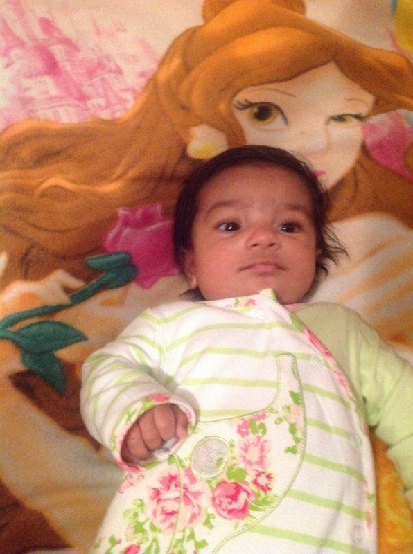 Moi la petite inalya