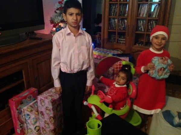 Nous pour Noël