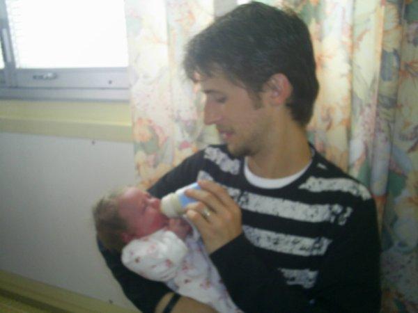 jeanclaude et sa fille