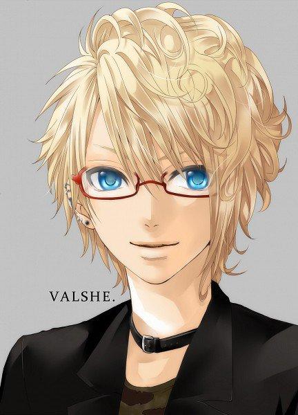 Valshe <3 une chanteuse que j'adore!!!! ^////^