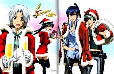 :...Lavi se prépare pour les fêtes de Noël...: