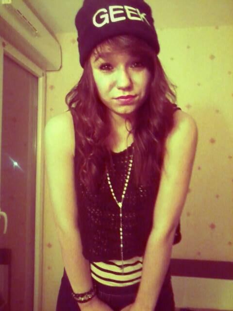 Je serai celle que tu désire vraiment .