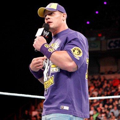 ♥ The Champ John Cena ♥