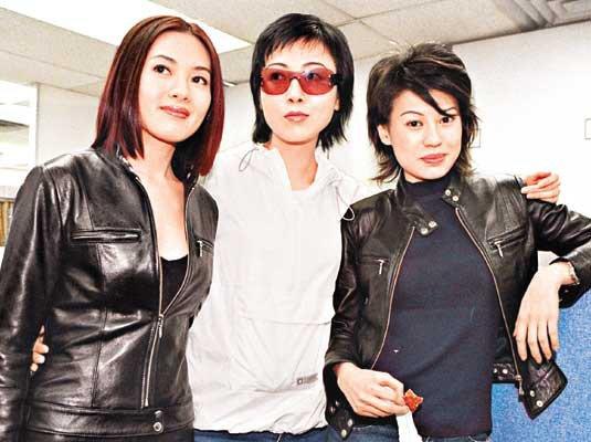ESPRIT D'AMOUR :  Loletta Lee ,Fennie Yuen et Bonnie Law