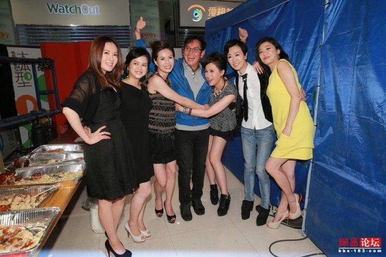 NEWS : soirée de la cloture de la série tv M CLUB