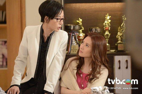 Fennie Yuen et Loletta Lee  dans M CLUB (2014)