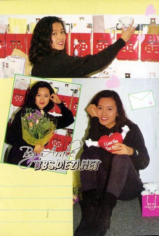 Loletta Lee vous souhaite une jolie saint Valentin !