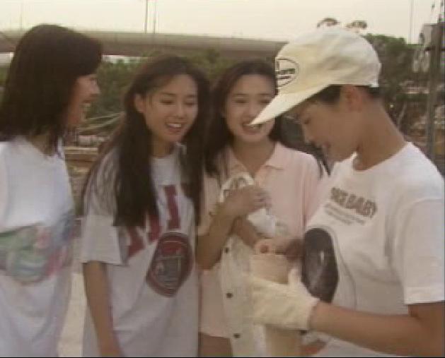 GREED OF MAN (serie televisée TVB)
