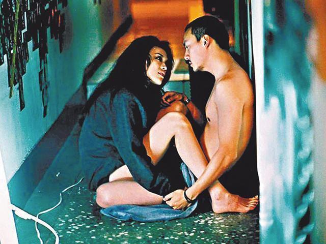 Shu Qi (SEX AND ZEN 2) à Cannes