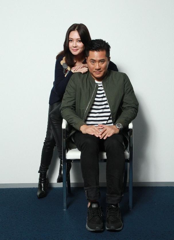 News : Photoshoot Loletta Lee et David Siu (promotion ANNIVERSARY)
