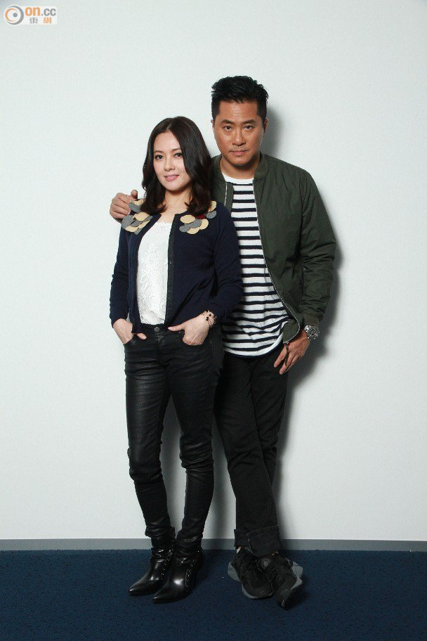 News : Photoshoot Loletta Lee et David Siu (promotion ANNIVERSARY)