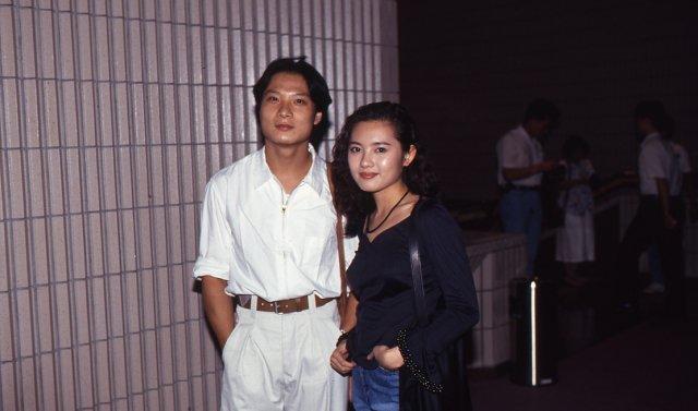 Loletta Lee et Chin Kar Lok