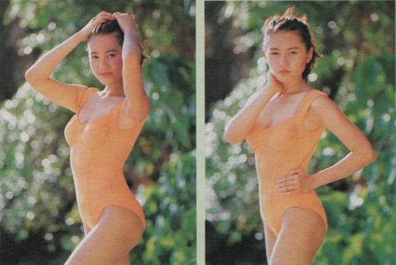 Loletta Lee en maillot de bain