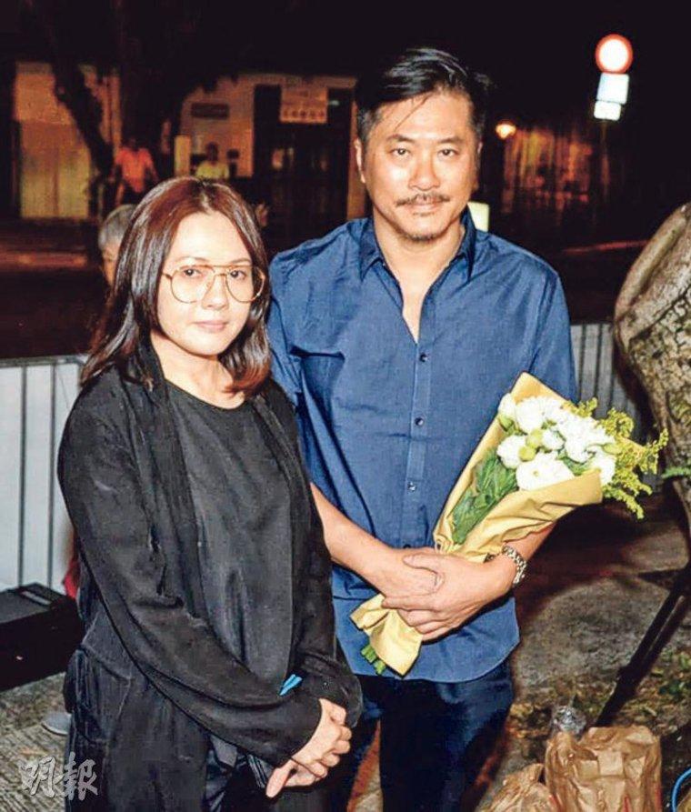 News du 10 Novembre 2018: Loletta Lee à l' enterrement de Yammie Nam