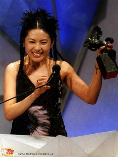 Loletta Lee gagnante du prix de la meilleure actrice