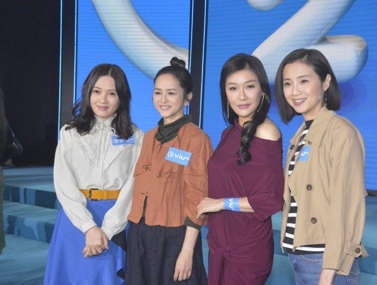 News du 9 Octobre 2019 : Loletta Lee ,Gloria Yip et Angie Cheong