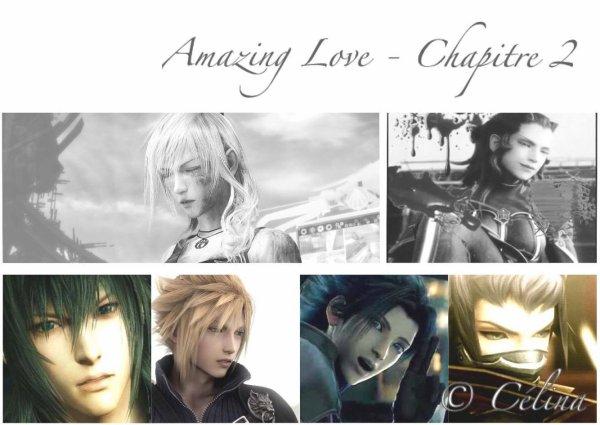 Amazing Love ~ Chapitre 2