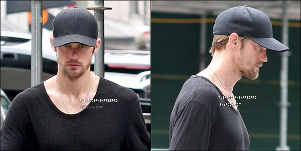 06/08/2012 - Alexander est allé faire quelque courses à l'épicerie, toujours à Vancouver. Top, bof, flop?
