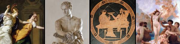 THEÓS - LES DIEUX OLYMPIENS GRÉCO-ROMAINS