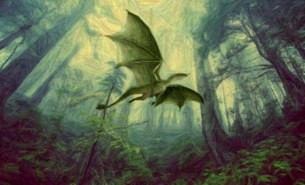 L'HISTOIRE DES DRAGONS #1 : EN OCCIDENT