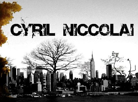 Cyril Niccolai, un artiste exceptionel