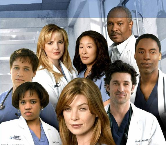Grey's Anatomy super star!!!!!!!!!!!!!!!