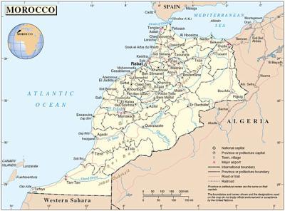 les-villes-du-maroc