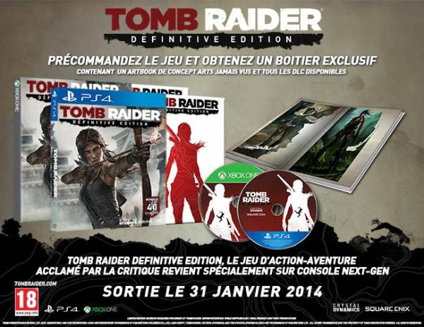 TOMB RAIDER DEFINITIVE EDITION EN PRECO !!!!!!