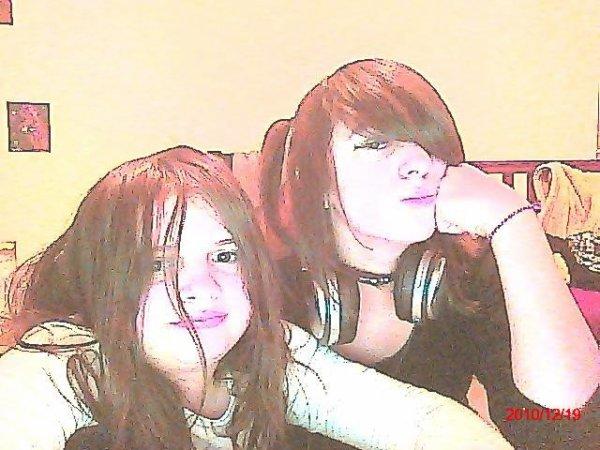 Ma soeur,Moi