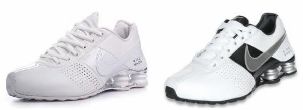 Nike Shox Deliver Gray