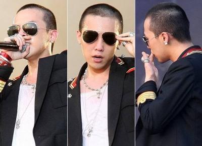 Pourquoi G-Dragon (Big Bang) s'est-il rasé la tête ?