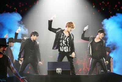 JYJ débarque en Europe avec deux concerts prévus en Espagne et Allemagne