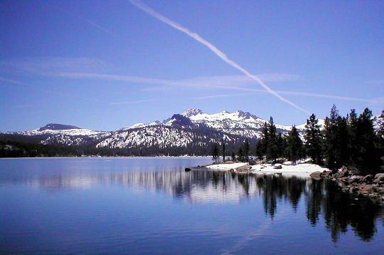 Le lac Tahoe