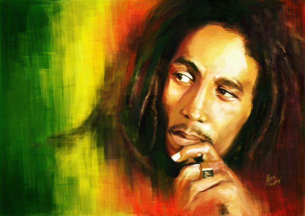 Bob Marley ! and the reggae :)