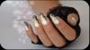 Une vraie pro du nail-art !!