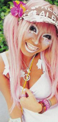 Kawaii vs. Ganguro