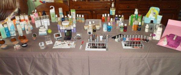 Découvrez les produits cosmétiques Mylène.