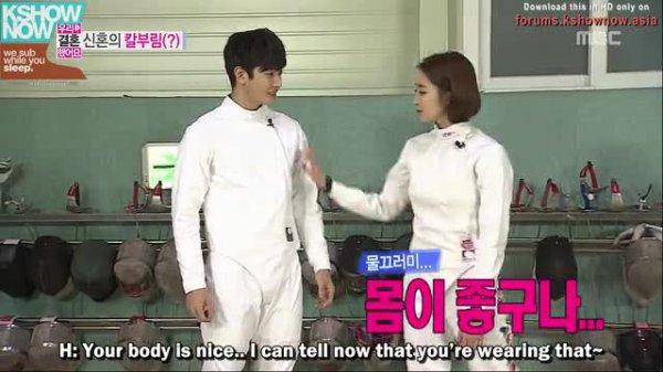 Kwanghee we got married episode 4 : Star wars episode vii