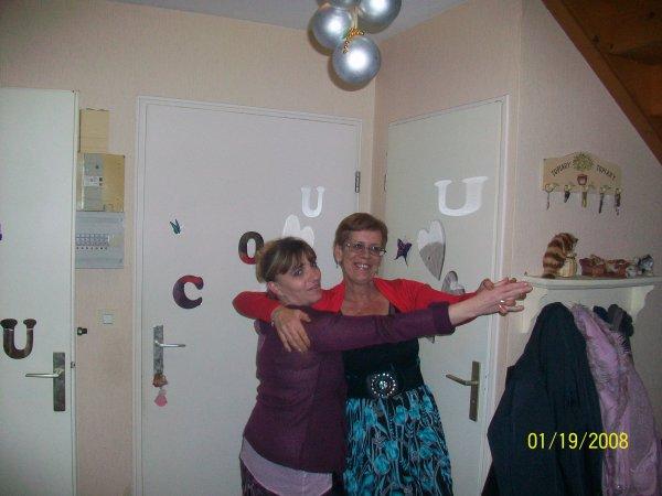 delphine et moi noel 2011