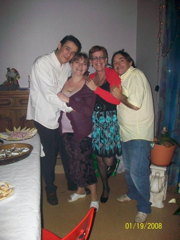 mes amis et moi noel 2011