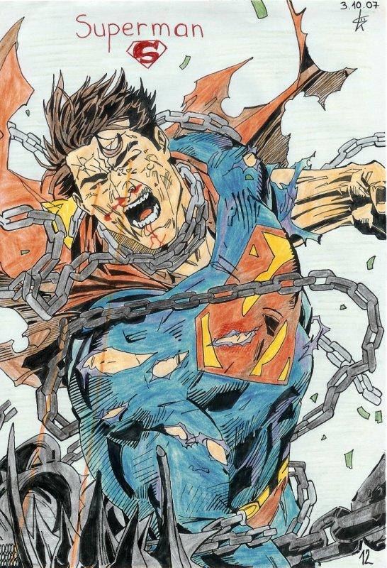 Superman se déchaine!