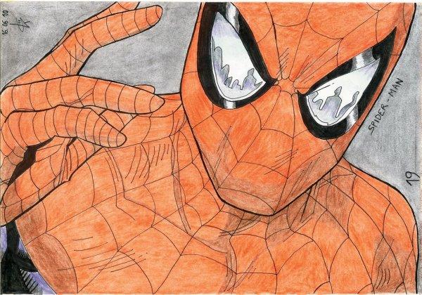 Spiderman dans Civil War!