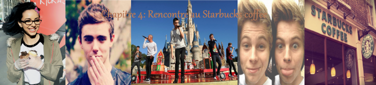 Chapitre 4: Rencontre au starbucks coffee