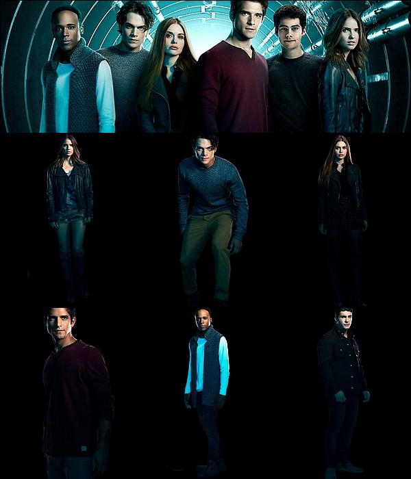 - « Les chasseurs sont les chassés»dans la nouvelle saison de T.Wolf. Voici les photos promotionnelles Plus : Je suis juste amoureuse de la photo de groupe. Ils sont tellement beaux dessus, j'ai hâte de les retrouver dans la nouevlle saison. -