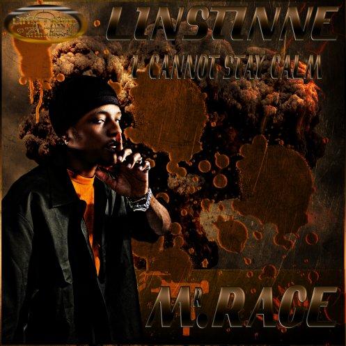 Annonce du street Album I cannot stay calm de Linstinne-le-rageux ( Ltrx )